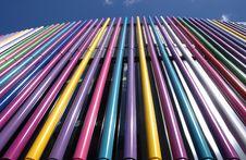 Free Coloured Tubes Stock Photo - 7785090