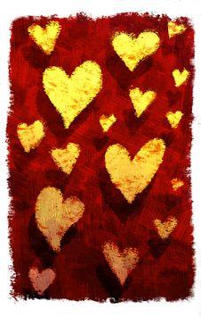 Free Hearts Stock Photography - 7785442