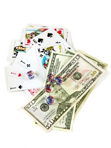 Free Gambling Stock Photography - 7785622