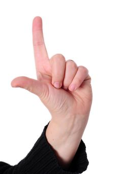 Free Hand Sign Stock Images - 7785904