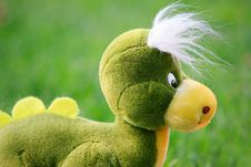 Free Toy Dinosaur Royalty Free Stock Images - 7786469