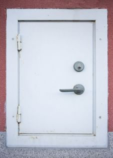 Free Small Door Royalty Free Stock Images - 7786529