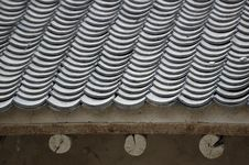 Free Traditional Building Roof Royalty Free Stock Image - 7787906