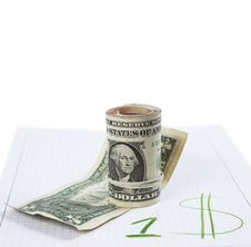 Free American Dollar Royalty Free Stock Images - 7788269
