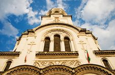 Free The Alexander Nevsky Cathedral Royalty Free Stock Images - 7788889