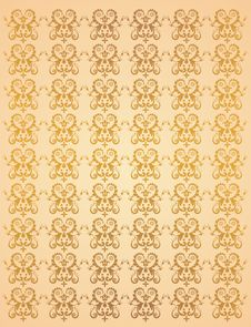 Free Retro Pattern Royalty Free Stock Photography - 7789217