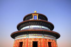 Free Temple Of Heaven Stock Image - 7789261