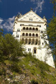 Free Castle Near Munich Stock Image - 7789401