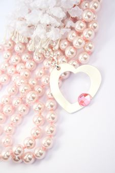 Free Necklace Royalty Free Stock Photography - 7789687