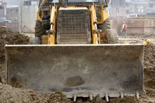 Free Construction Site. Royalty Free Stock Photography - 7789907