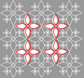 Free Seamless Decorative Pattern. Royalty Free Stock Images - 7795679