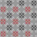 Free Seamless Decorative Pattern. Stock Photo - 7797240