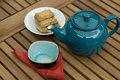 Free Tea & Biscuits 2 Stock Images - 7797924