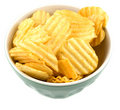 Free Bowl Of Chips Royalty Free Stock Photo - 7799495