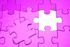 Free Puzzles Royalty Free Stock Images - 7790499