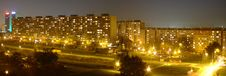 Free Night Petrzalka Stock Photos - 7790883