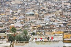 Fez Medina Royalty Free Stock Photos