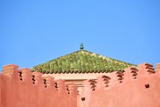 Free Moroccan Architecture Stock Images - 7790934