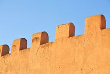 Free Fortress Wall Royalty Free Stock Photo - 7790995