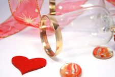 Free St. Valentine S Day Theme. Royalty Free Stock Image - 7791616
