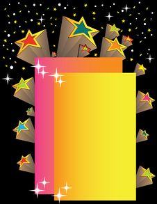 Free Vintage Star Presentation Royalty Free Stock Photography - 7793167