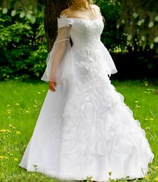 Free Bride Outdoors Royalty Free Stock Photography - 7793177