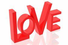 Free Love Stock Image - 7794491