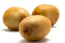 Free Three Kiwis Stock Images - 7794504