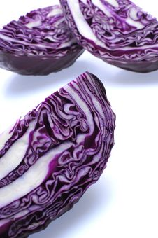 Free Red Cabbage Royalty Free Stock Images - 7794899