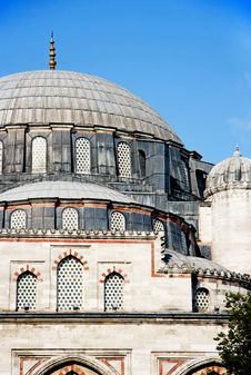 Free Mosque Istanbul, Turkey Royalty Free Stock Images - 7795049