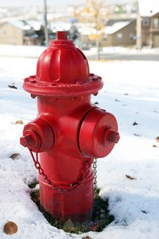Free Fire Hydrant Royalty Free Stock Photos - 7795098