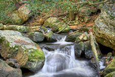 Free Autumn Waterfall Stock Photos - 7795273
