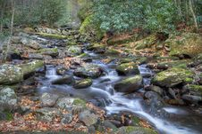 Free Mountain Stream Stock Photo - 7795670