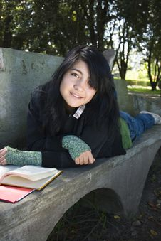 Free Student Outdoors Stock Photos - 7795803