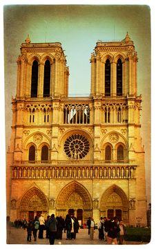 Free Notre Dame Stock Photos - 7796293