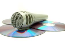 Free Microphone Royalty Free Stock Photos - 7796608