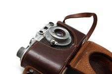 Free Vintage Camera Royalty Free Stock Image - 7796626
