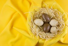 Free Easter Eggs Stock Photography - 7796702