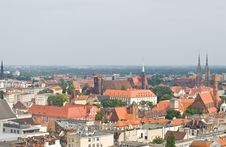 Free Wroclaw View Royalty Free Stock Images - 7796999