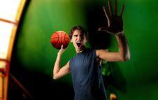 Free Basketball Stock Photos - 7797023