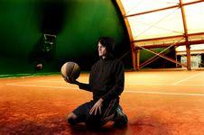 Free Basketball Stock Photo - 7797340