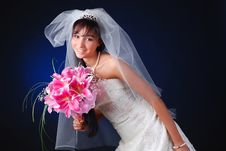 Free Young Bride Stock Photo - 7797500