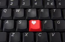 Free Keyboard Royalty Free Stock Images - 7797569