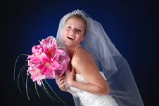 Free Young Bride Royalty Free Stock Images - 7797649