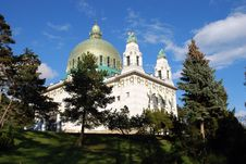 Free Vienna: Otto Wagner Church Stock Photo - 7797770