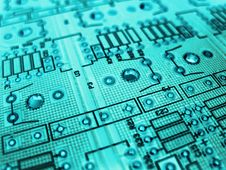 Free Electronic Board Stock Photography - 7798112