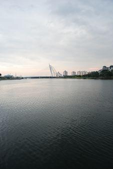 Free Putrajaya Lake Stock Image - 7799851