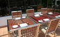 Free Outdoor Dining Royalty Free Stock Photo - 782035