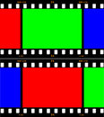 Free Film Strip Stock Photography - 786912