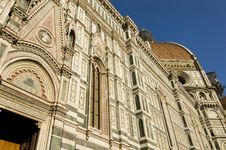 Free Florence S Dome Detail Stock Photography - 780292
